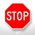 Stop Sign - 24